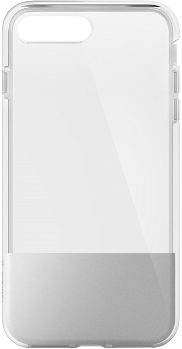 Belkin iPhone pouzdro Sheerforce pro iPhone 7/8 - stříbrné