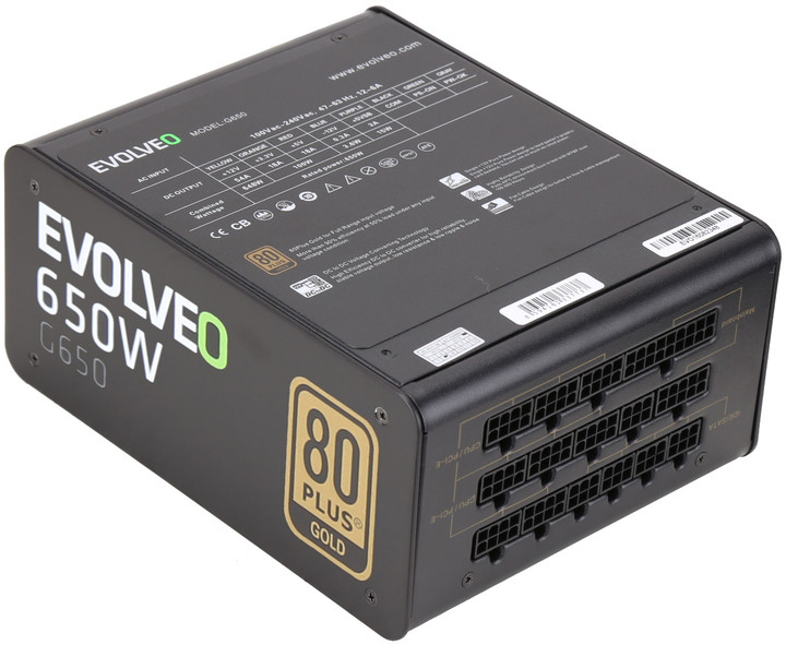 Evolveo G650 - 650W