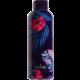 Puro Hot&Cold Texture láhev z nerezové oceli, double wall, 500ml Blue Flowers