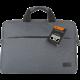 Canyon elegantní taška na notebook, šedá
