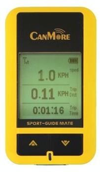 Canmore GP-101, žlutá
