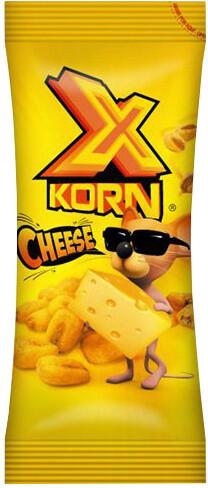 X KORN kukuřice sýrové 30 g