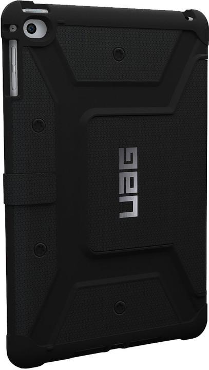 UAG folio case Scout, black - iPad mini 4