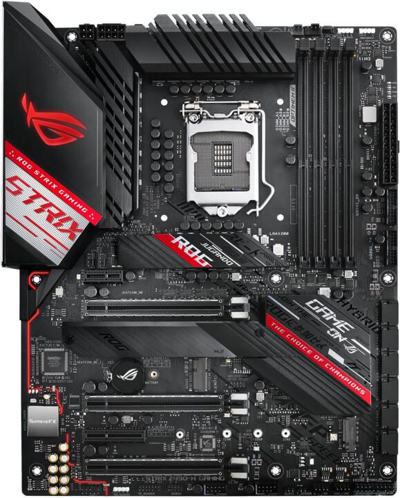 ASUS ROG STRIX Z490-H GAMING - Intel Z490