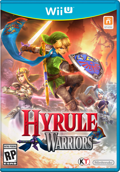 Hyrule Warriors (WiiU)