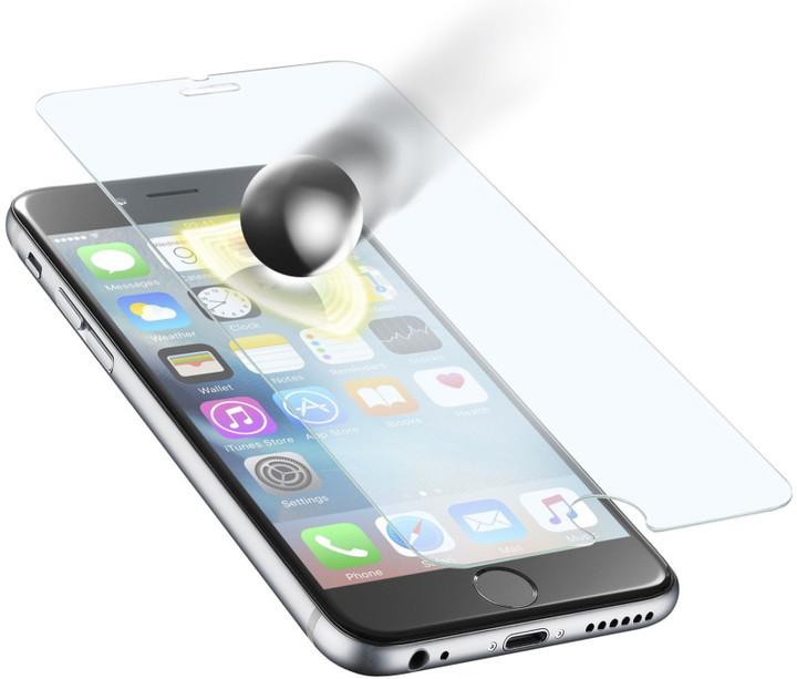 CellularLine Glass TETRA FORCE GLASS ochranné tvrzené sklo pro Apple iPhone 6 S, prémiové