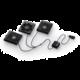 """CoolerMaster NotePal U3 PLUS, pro 15-19"""", titanium"""