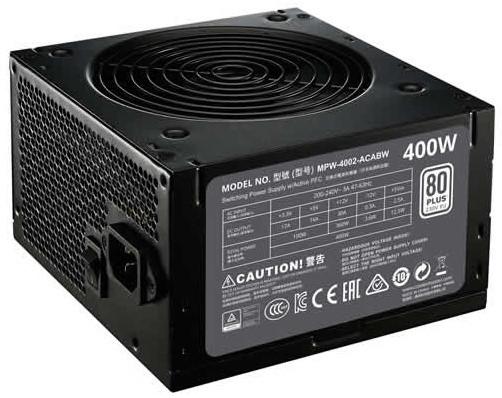 CoolerMaster MWE - 400W