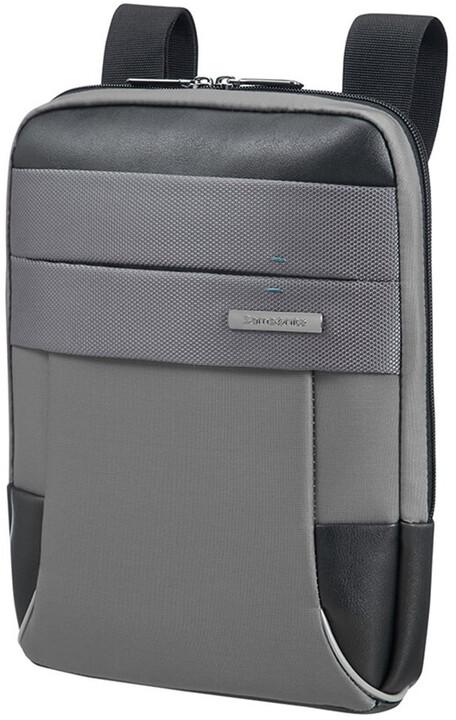 "Samsonite Spectrolite 2.0 FLAT TABL.CR-OVER L 9.7"" šedá/černá"