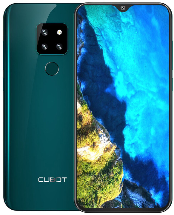 Cubot P30, 4GB/64GB, Green