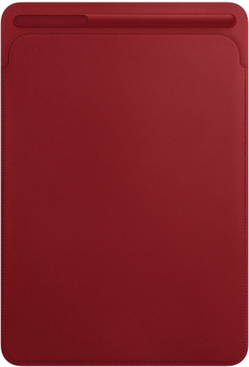 "Apple pouzdro na tablet Apple iPad Pro 10,5"" Leather Sleeve, červená"