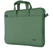 """Trust taška na notebook Bologna 16"""", zelená"""