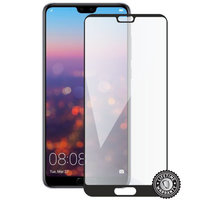 Screenshield pro HUAWEI P20 Pro Tempered Glass protection (full COVER black)