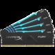 HyperX Fury RGB 128GB (4x32GB) DDR4 2400 CL15