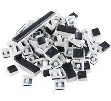 Glorious vyměnitelné klávesy Aura, 104 kláves, černá, US  + Nakupte alespoň za 2 000 Kč a získejte 100Kč slevový kód na LEGO (kombinovatelný, max. 1ks/objednávku)