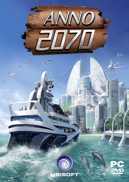 Anno 2070 - Hluboký oceán