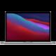Apple MacBook Pro 13 (Touch Bar), M1, 16GB, 2TB, 8-core GPU, stříbrná (M1, 2020)