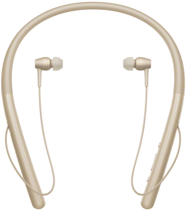 Sony WI-H700, zlatá