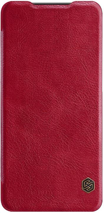 Nillkin Qin Book pouzdro pro Sony Xperia 1, červená