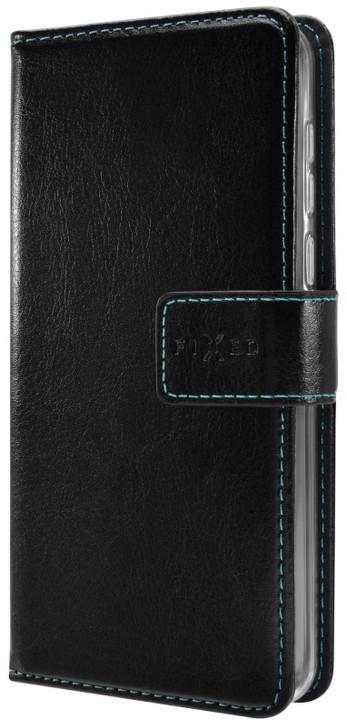 FIXED Opus pouzdro typu kniha pro Nokia 9, černé
