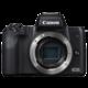 """Canon EOS M50, tělo, černá  + Trenýrky se vzorem - velikost L v hodnotě 259 Kč + Získejte po registraci - Kurz """"Základy fotografování"""" - Akademie focení"""