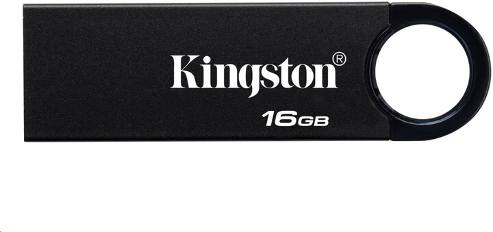 Kingston DataTraveler Mini9 - 16GB, černá