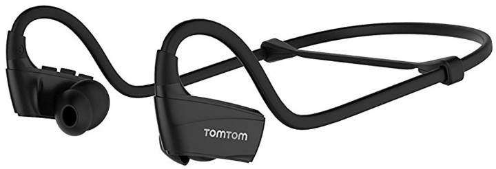 TOMTOM Sports Bluetooth Headset 3, černá