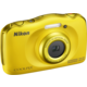 Nikon Coolpix W100, žlutá + Backpack kit
