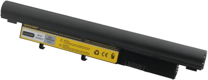 Patona baterie pro ACER, ASPIRE 3810 4400mAh 10,8V