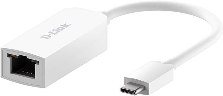 D-Link DUB-E250 síťový adapter, USB-C na 2,5Gbit Ethernet