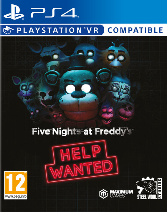 Five Nights at Freddys: Help Wanted (PS4)
