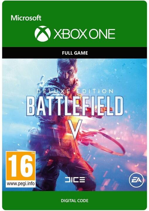 Battlefield V - Deluxe Edition (Xbox ONE) - elektronicky
