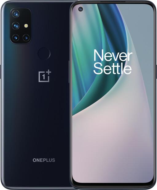 OnePlus Nord N10 5G, 6GB/128GB, Midnight Ice