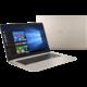ASUS VivoBook S15 S510UQ, zlatá  + Microsoft Comfort Mouse 4500, šedá + Voucher až na 3 měsíce HBO GO jako dárek (max 1 ks na objednávku)