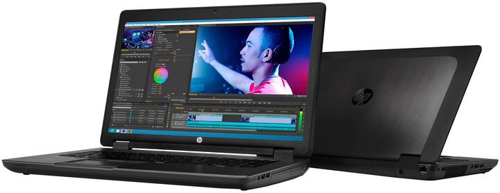 HP ZBook 15, W8P+W7P
