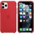 Apple silikonový kryt na iPhone 11 Pro (PRODUCT)RED, červená