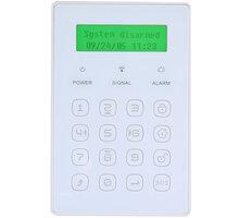 EVOLVEO bezdrátová mini klávesnice s displejem - ACS KEY3
