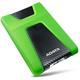 ADATA HD650X - 2TB, zelená