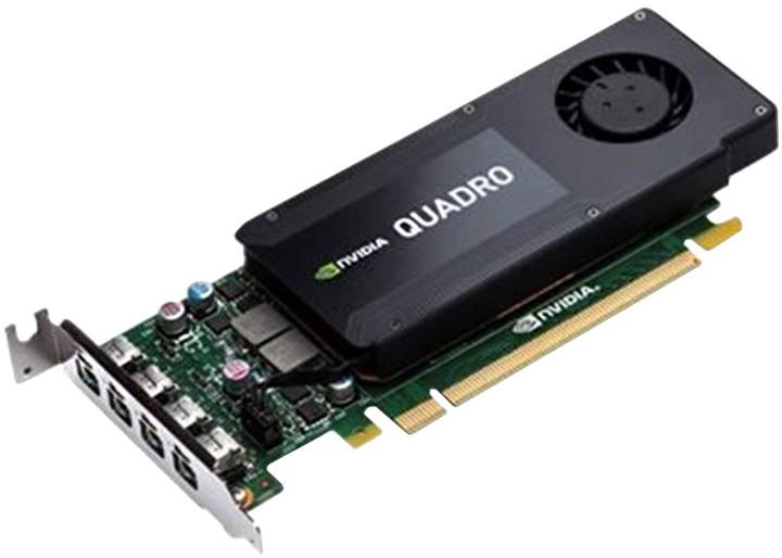 HP Quadro K1200, 4GB