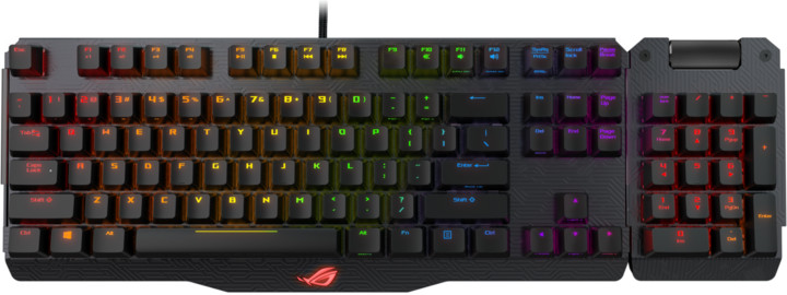 ASUS ROG Claymore, Cherry MX Brown, US