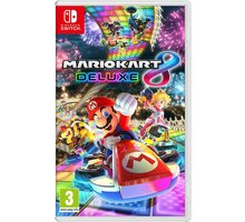 Mario Kart 8 Deluxe (SWITCH)  + Webshare VIP na 3 měsíce zdarma