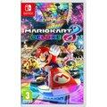 Mario Kart 8 Deluxe (SWITCH) + Joy-Con Wheel Pair