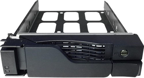 ASUSTOR AS-Traylock, Black HDD tray zamykací pro 2.5 & 3.5-inch HDD