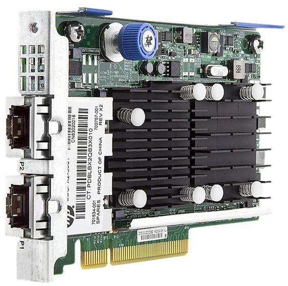 HPE FlexFabric 533FLR-T 2-portová sítová karta 10Gb