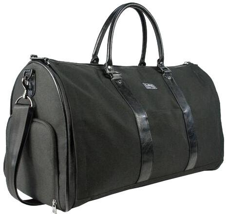 """PKG Rosedale cestovní taška na oblek a 16"""" notebook, černá"""
