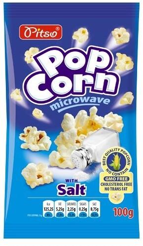 Pitso popcorn solený 100 g