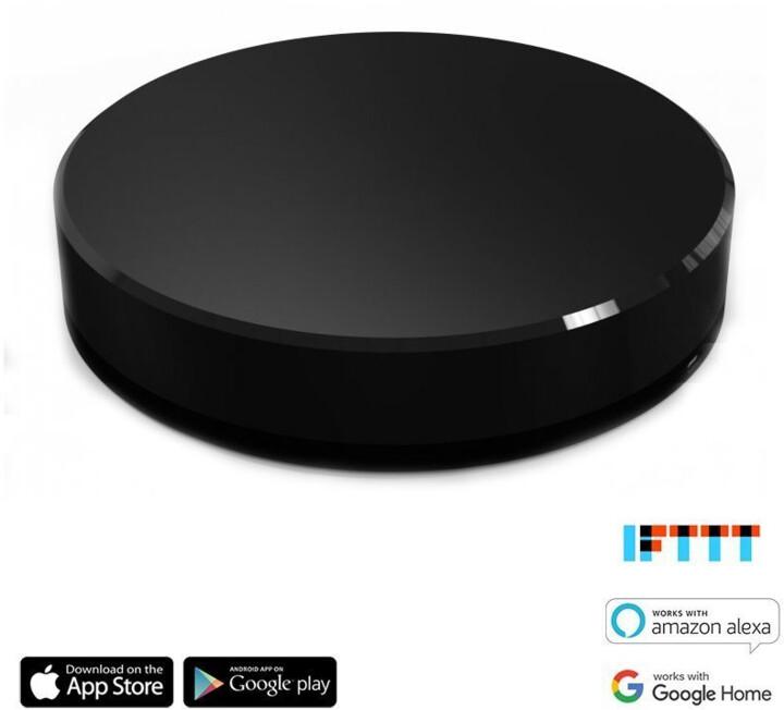 iQtech SmartLife univerzální infračervený ovladač IR01, Wi-Fi