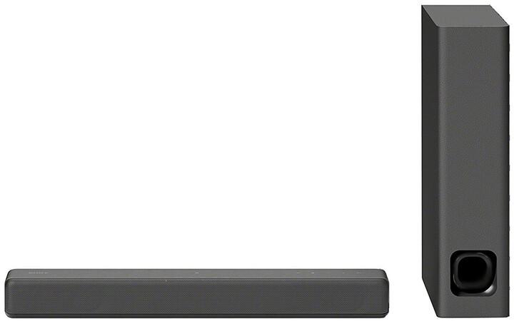 Sony HT-MT300, 2.1, černá