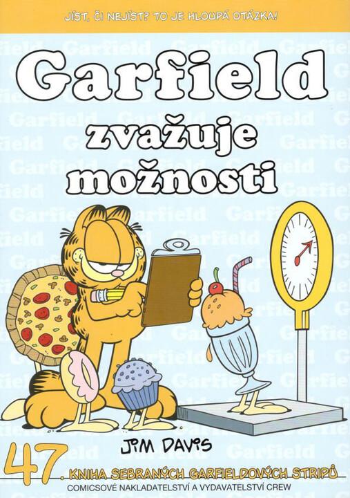 Komiks Garfield zvažuje možnosti, 47.díl