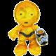 Plyšák Star Wars - C-3PO, 17 cm